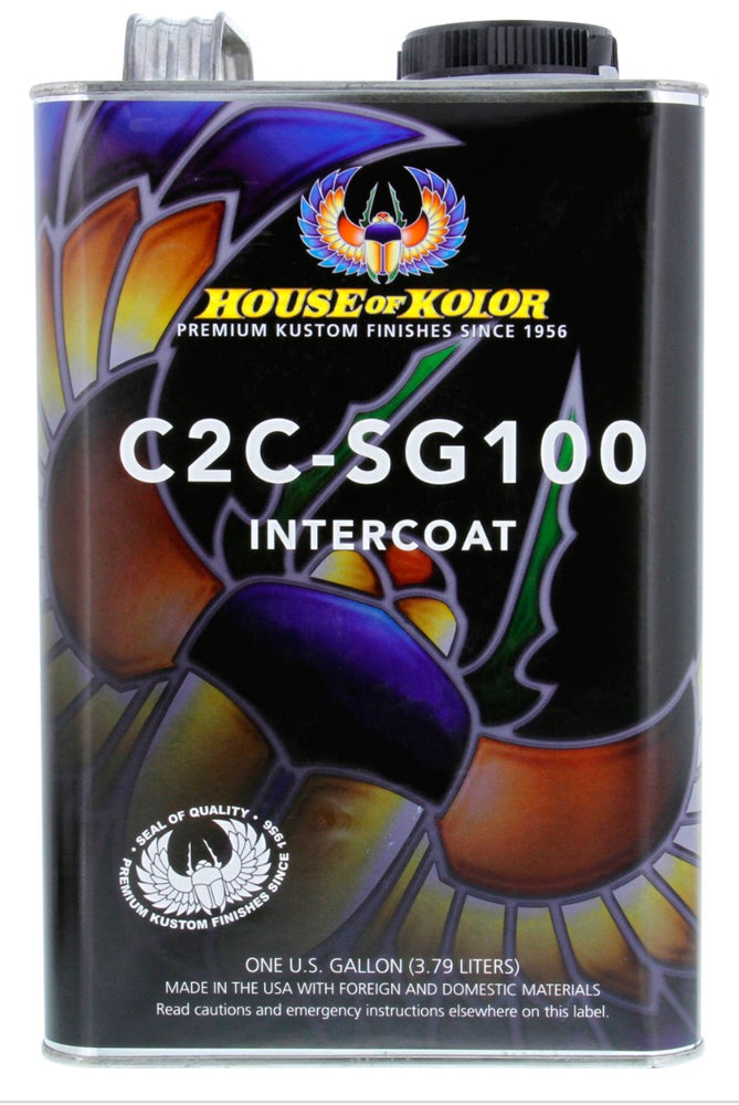 Image of HOUSE OF KOLOR - SG 100 INTERCOAT -GALLON