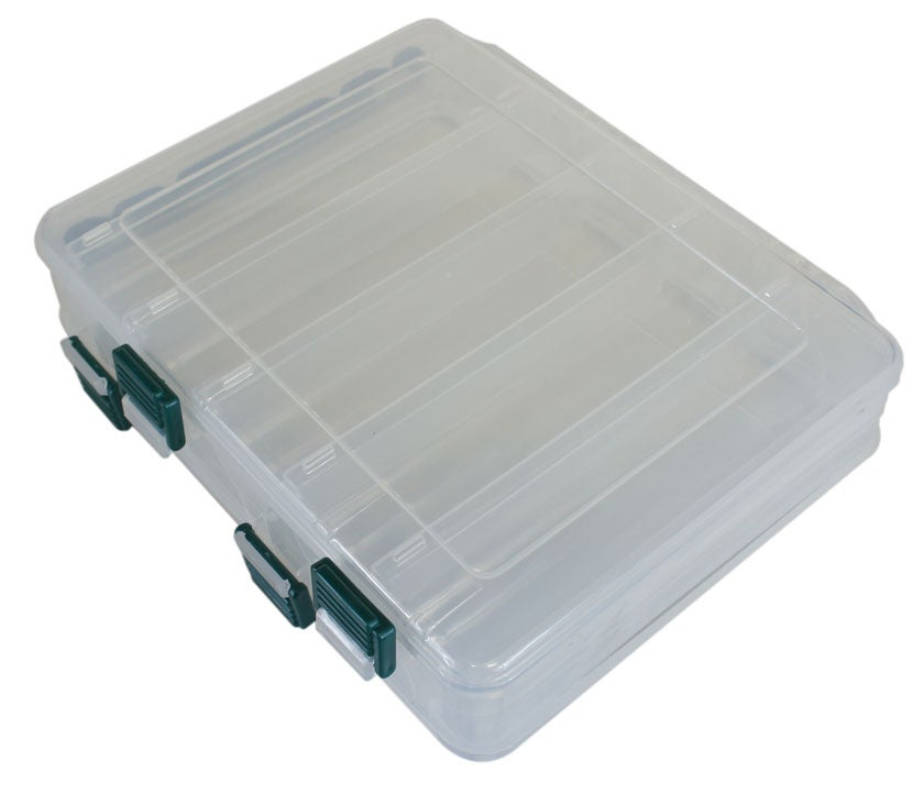 Image of Medium double sided Lure box