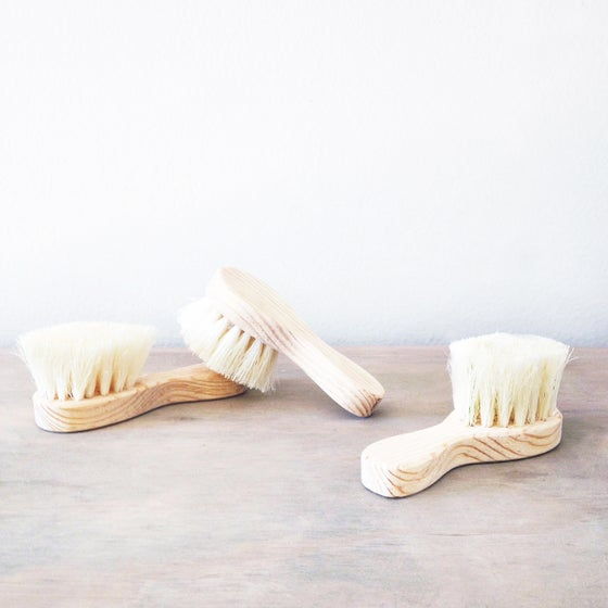 Image of Handmade Agave Facial Dry Brush
