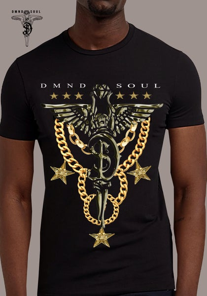 Image of Diamond Soul Military T-Shirt