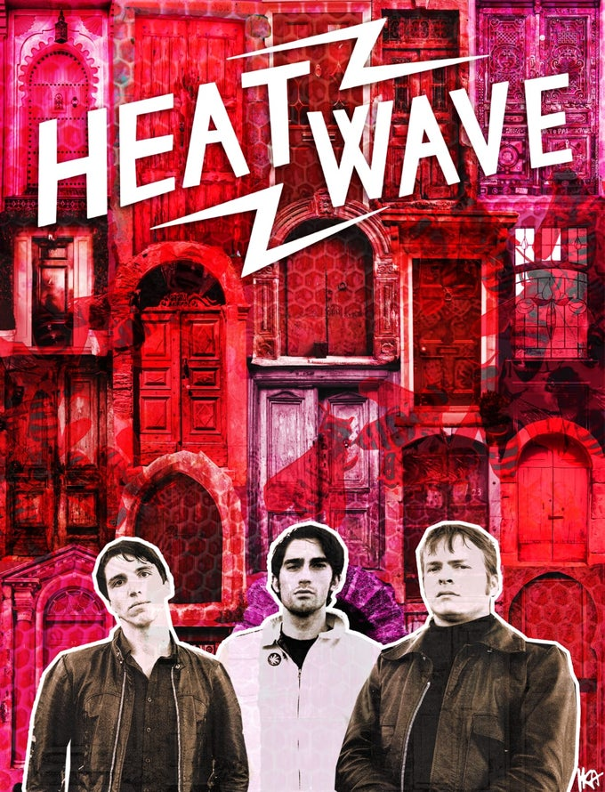 Image of Heatwave Magazine Issue 6
