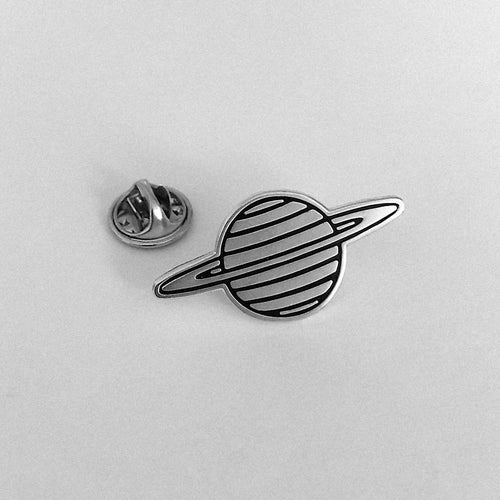 "Image of ""The Planet"" Pin"