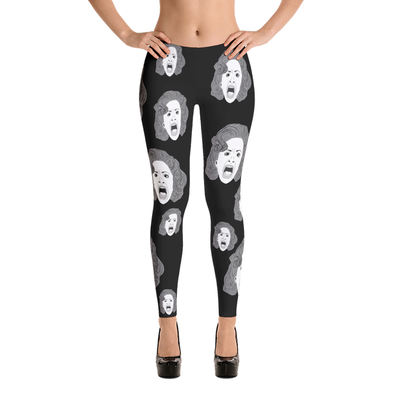 "Image of ""Stop Taking Pictures"" Leggings"