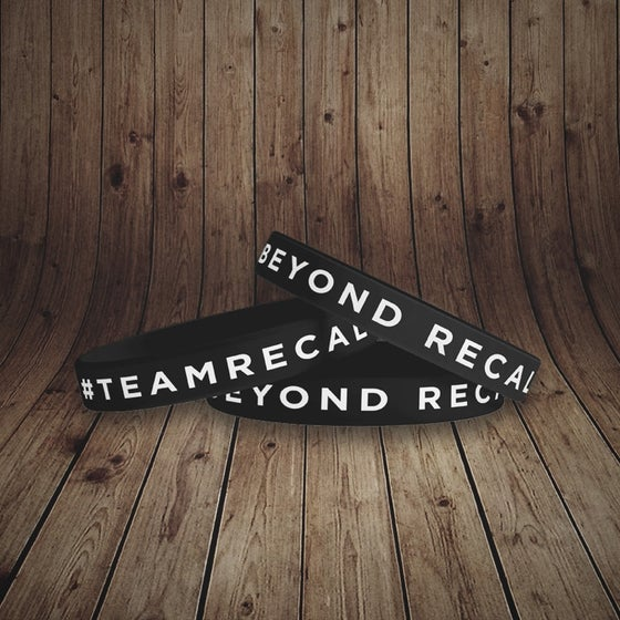 Image of #TeamRecall Wristband