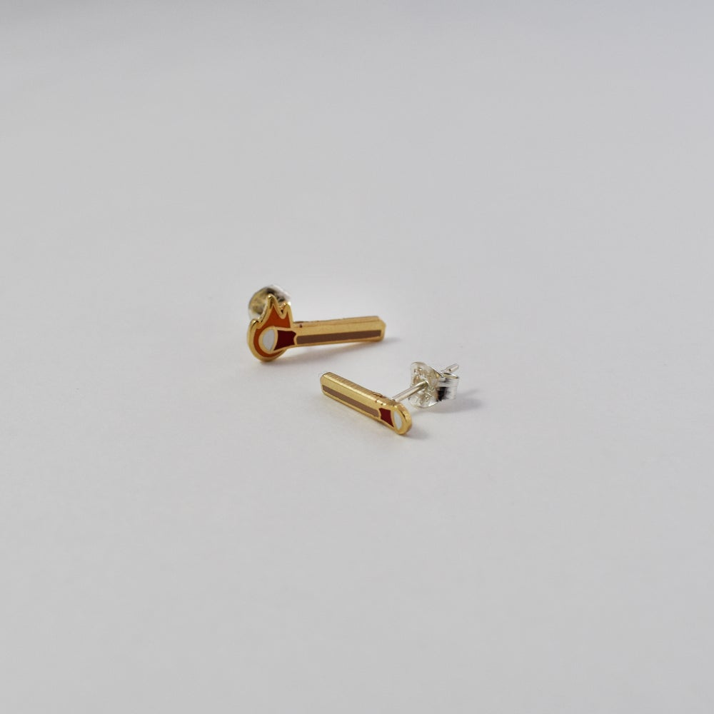 Image of Match Earrings