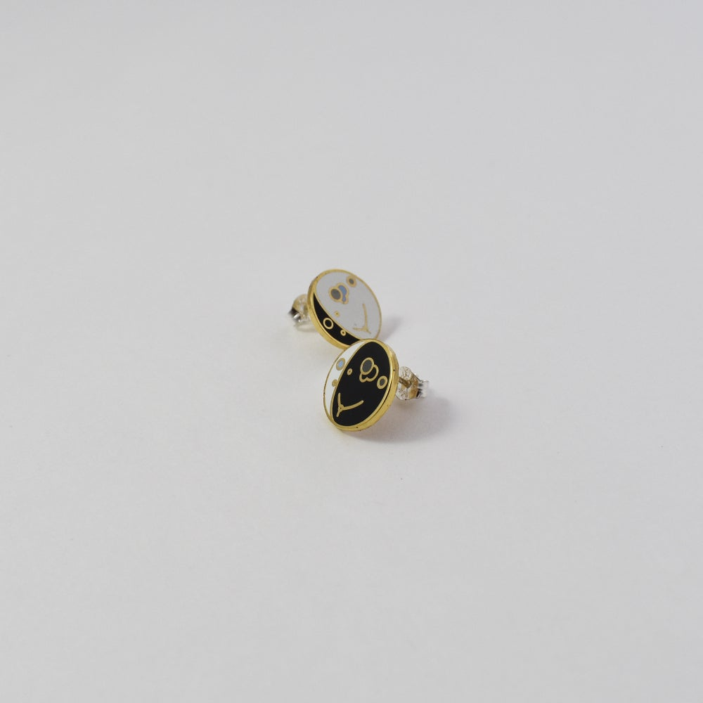 Image of Moon Earrings