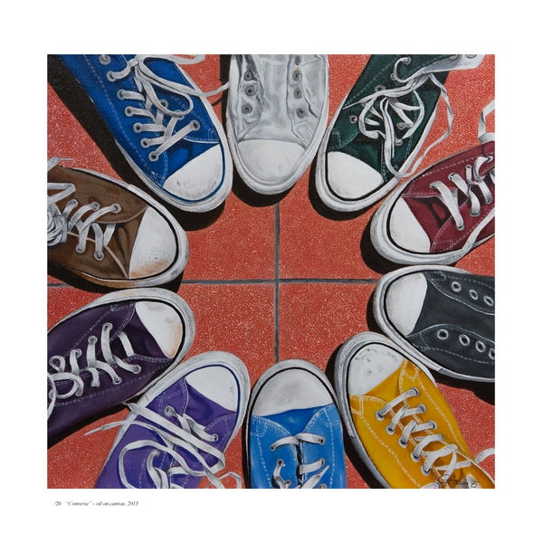 "Image of ""Converse"" - Limited Edition Print"