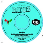 Image of Melanin Music 7 inch / Marc Davis & Ves 120