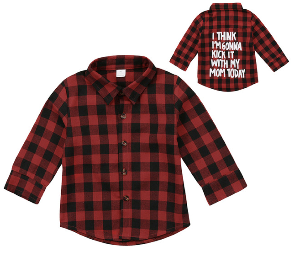 Image of Kick It Flannel