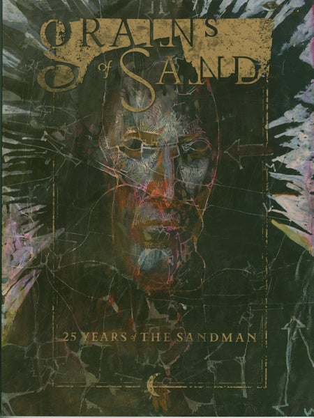 Image of Grains of Sand: 25 Years of the Sandman (exhibition catalog)