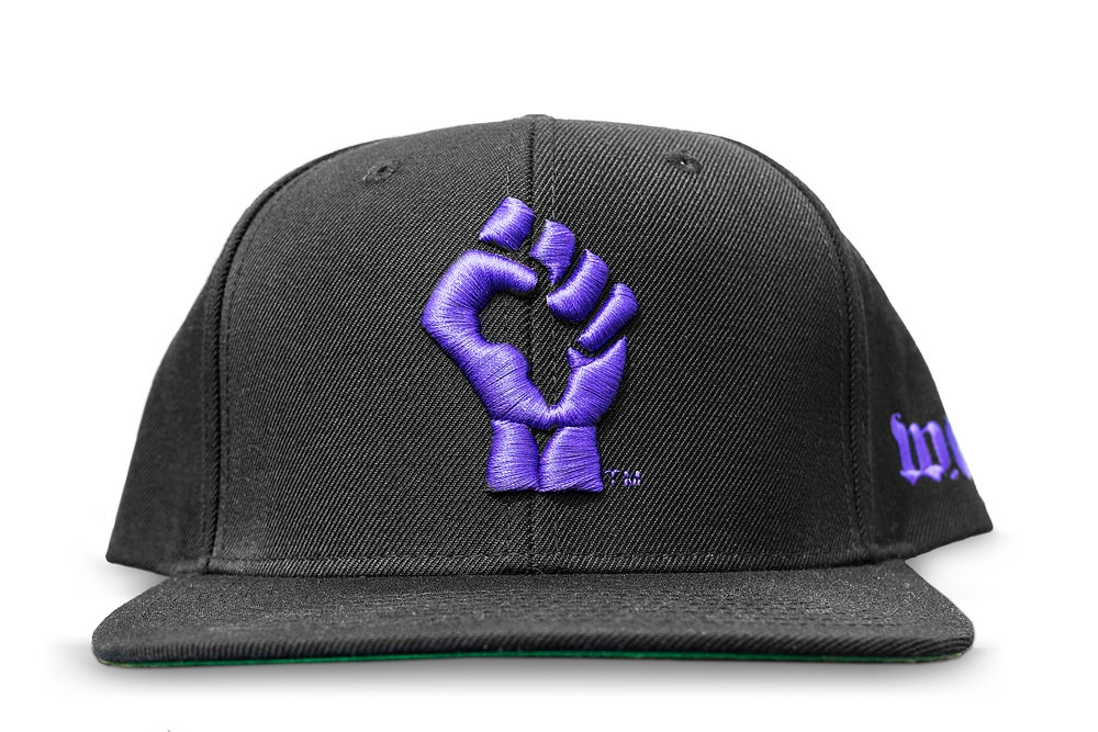 "Image of W.E. ""Formerly Known"" Snapback"