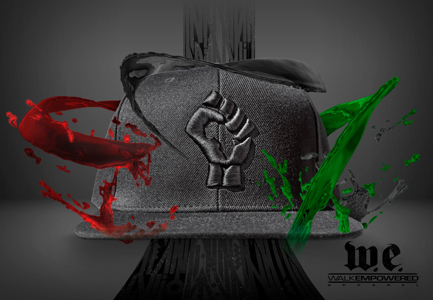"Image of W.E. ""Fade To"" Snapback"