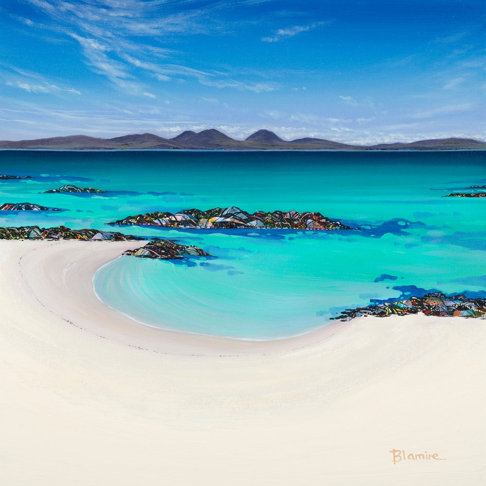 Image of Perfect day, Colonsay Print