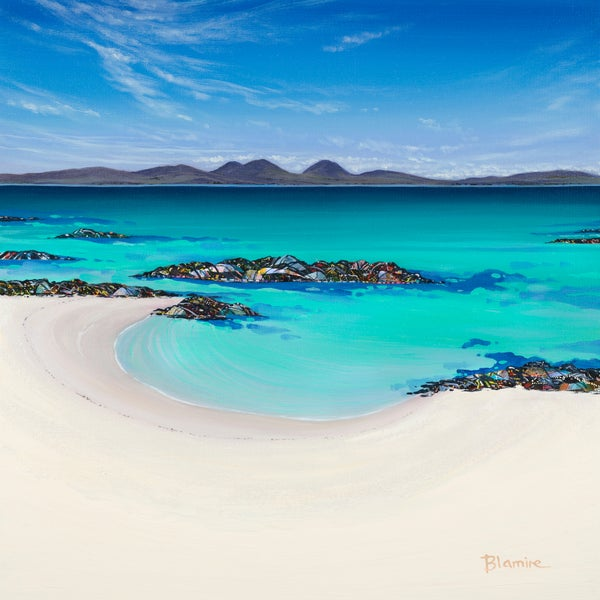 Image of Perfect day, Colonsay small print