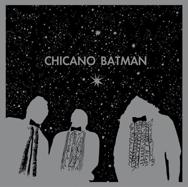 Image of CD Chicano Batman S/T Chicano Batman