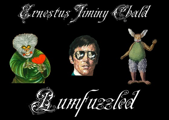Image of Bumfuzzled (CD)