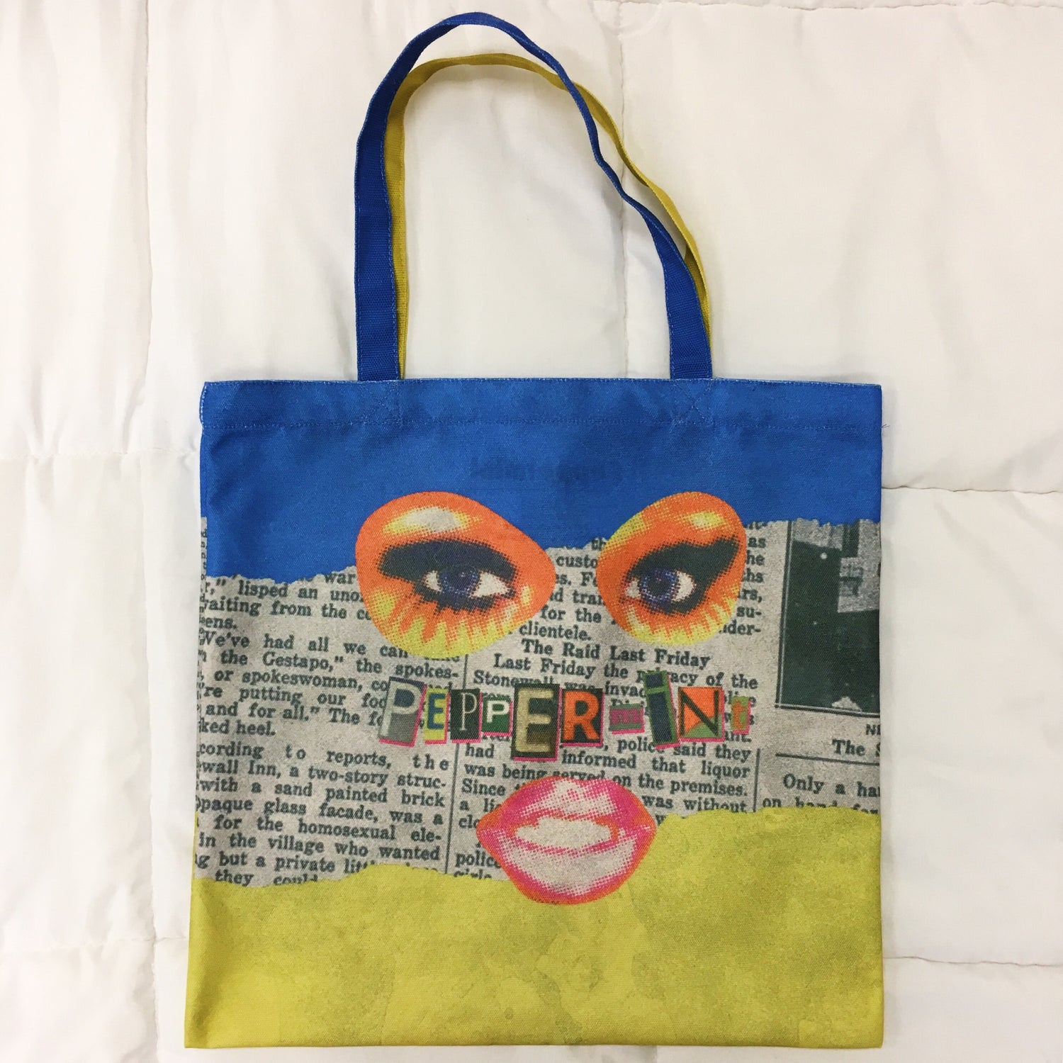 Image of NEW - Ransom Tote