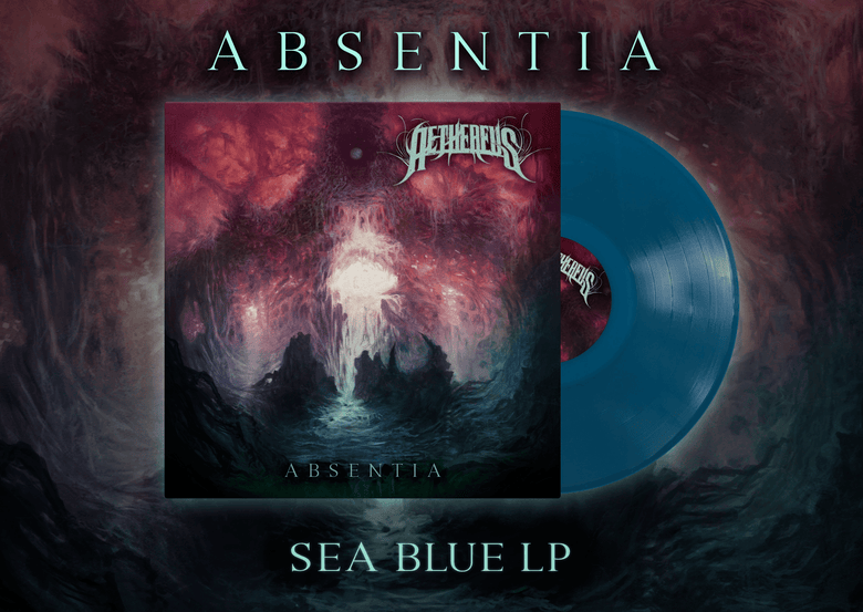 Image of [PRE-ORDER] AETHEREUS - Sea Blue - LP