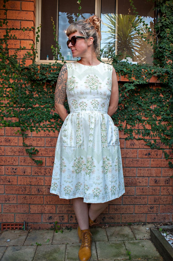 Image of Vintage dresses -Green + Pink