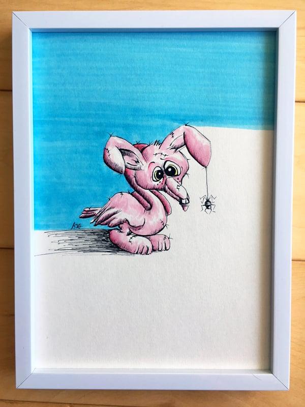 Image of Bunny Flamingo