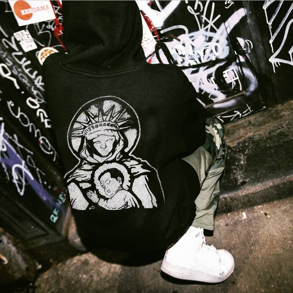 Image of Born a Beast hoodie