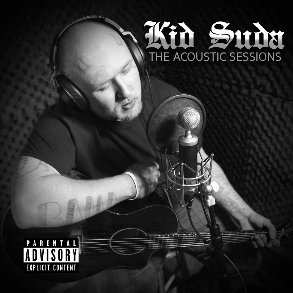 Image of Kid Suda - The Acoustic Sessions CD Volume 1