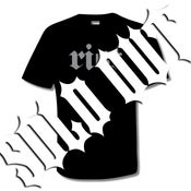 Image of RIOT SEASON 'Riot' 2014 T-Shirt (Womens Black)