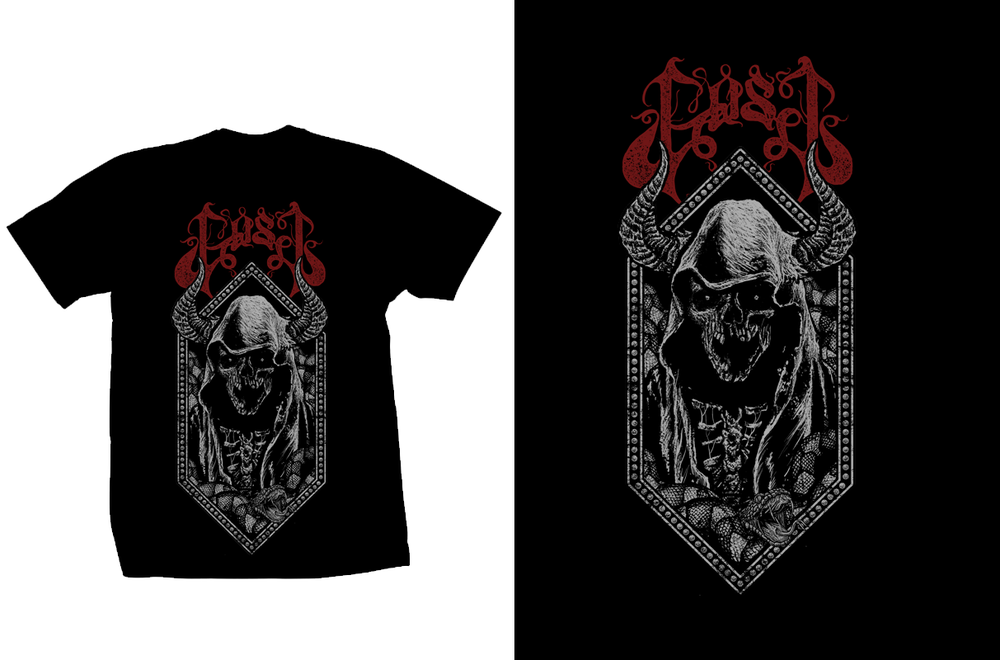 Image of HORNED REAPER Tee *NEW*