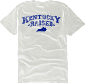 Image of LIMITED EDITION KY Raised in White & KY Blue