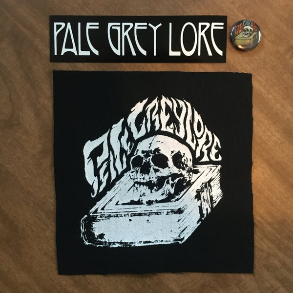 Image of Patch, Sticker & Button Pack