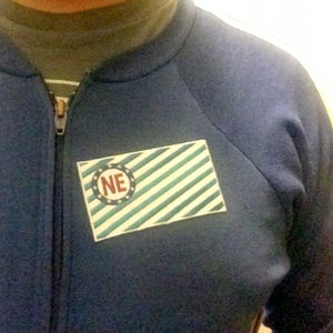 Image of Northeast Minneapolis Flag Patch