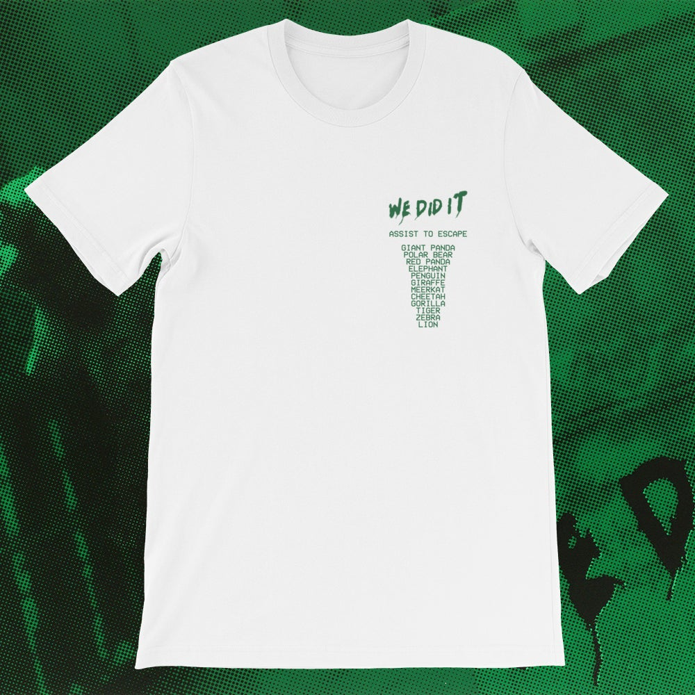 Image of We did it - T Shirt
