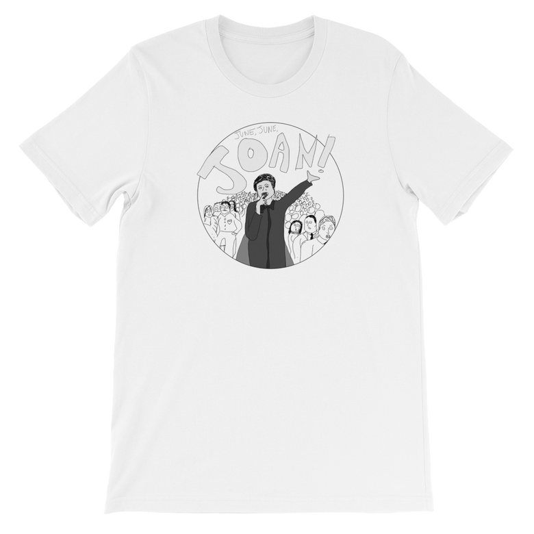"Image of ""June June Joan"" T-Shirt - JUNE SPECIAL!"