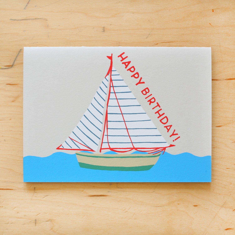 Image of Birthday Boat