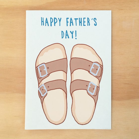 Image of Dad Sandals