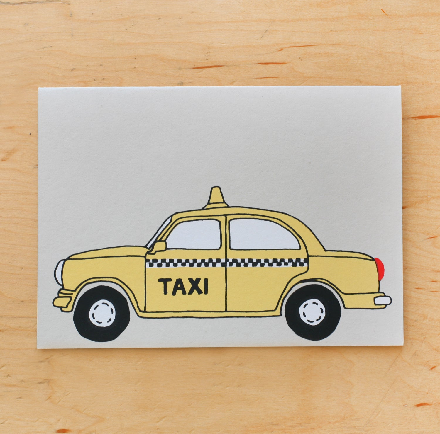Image of Taxi