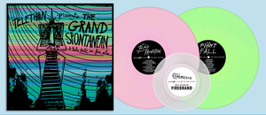 "Image of Telethon- 'The Grand Spontanean' 2XLP & 7"" OUT NOW"