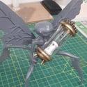 Hellboy, Saint Dionysius Reliquary DIY kit
