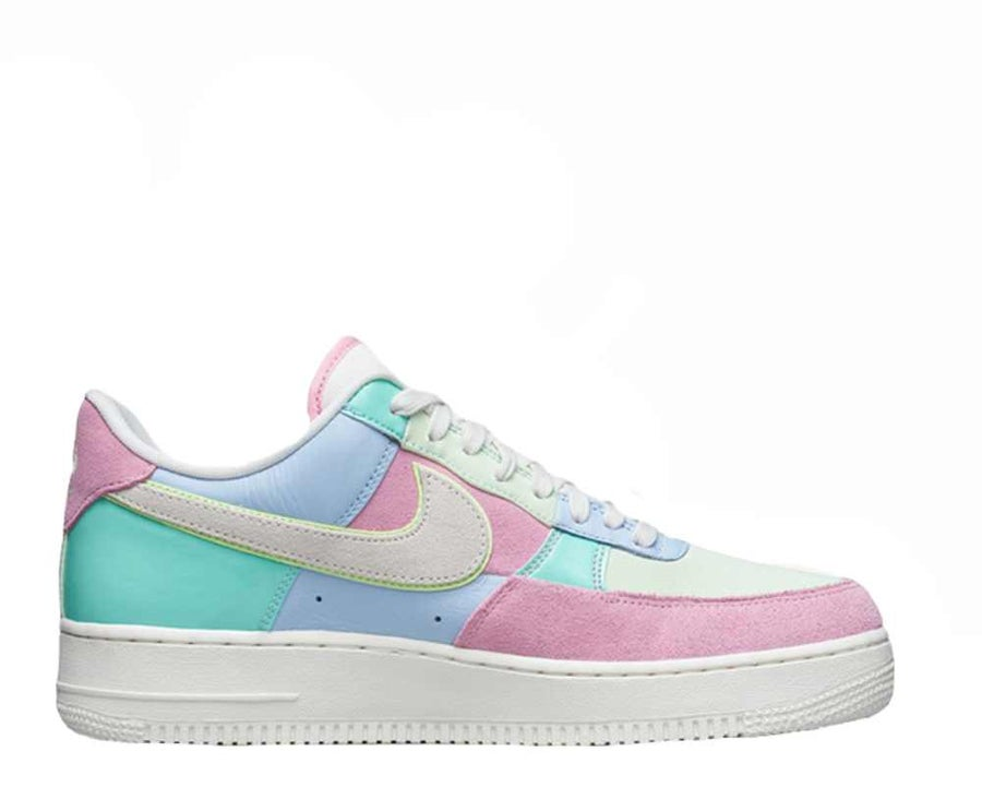 "Image of NIKE AIR FORCE 1 '07 QS ""EASTER"" 2018 AH8462-400"