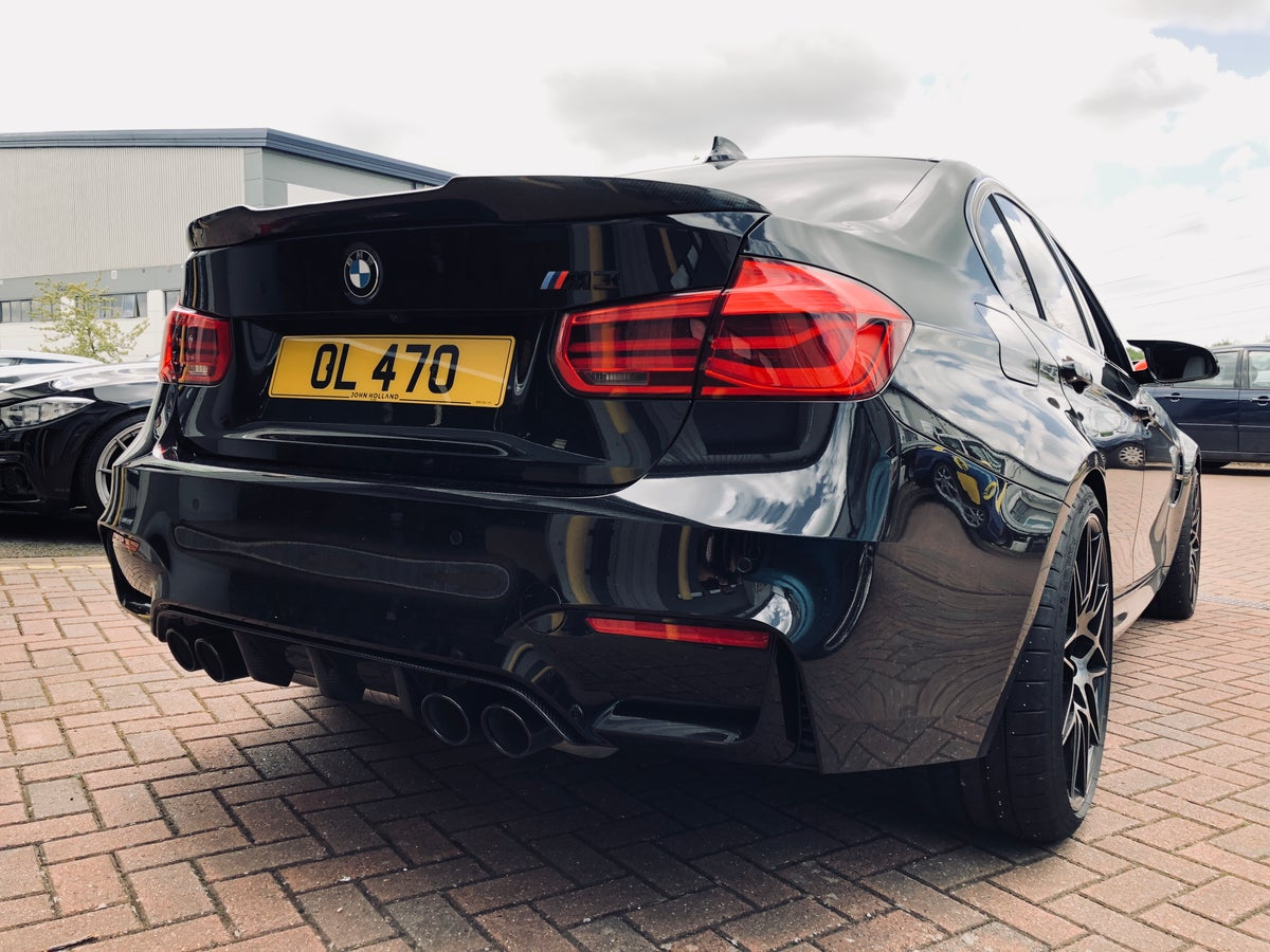 Image of Carbonspeed BMW F80 M3 Spolier