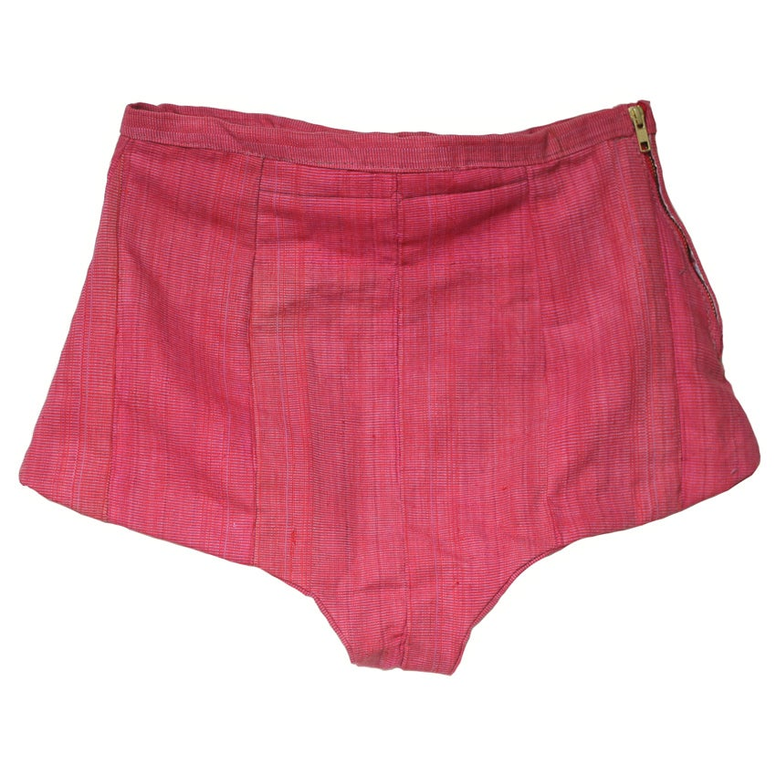 Image of Awin high waisted shorts - pink