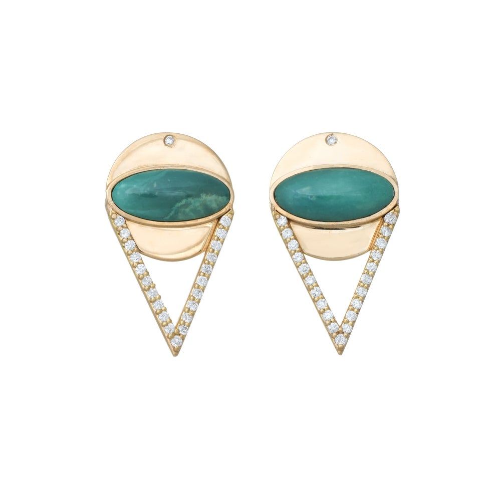 Image of Fontaine Earrings