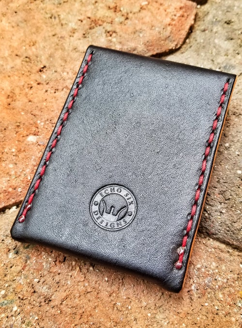 Image of Limited Card Holder Black and Red