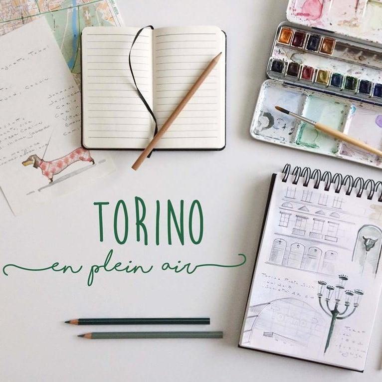 Image of TORINO EN PLEIN AIR - Workshop 29 giugno 2018