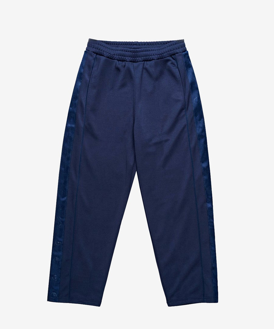 Image of POLAR_TAPED TRACK PANT :::NAVY:::