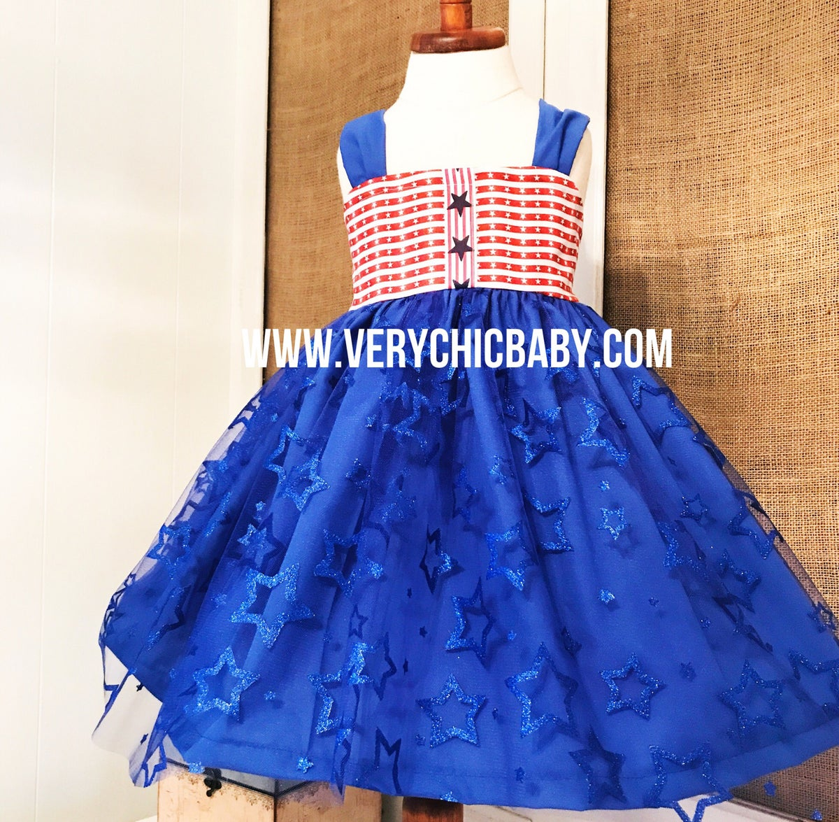 Image of Little Miss Independence Dress