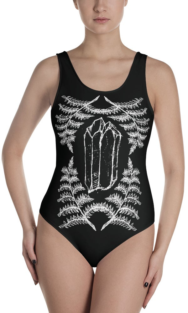 Image of CRYSTAL FERN ONE PIECE