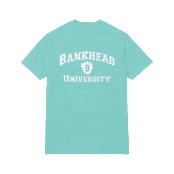 Image of CA$H BLUE BU tee