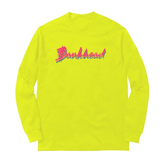 Image of NEON long sleeve tee