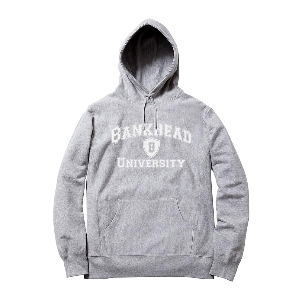 Image of ICE GREY BU hoodie